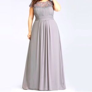 EVER PRETTY ELEGANT EVENING GOWN